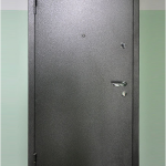 Образцы стальных дверей