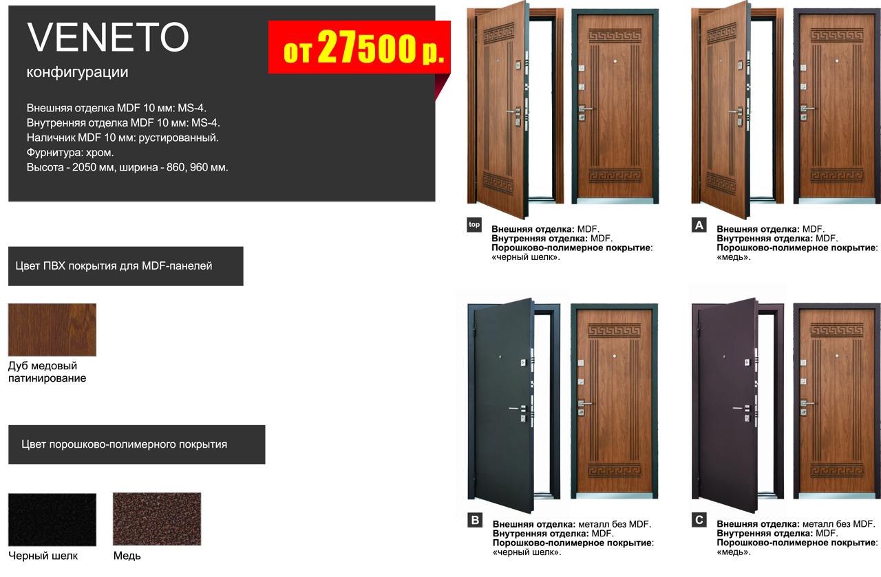 Входные двери Бульдорс Mastino